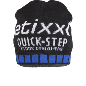 Etixx Quick-Step Winter Cap 2016 - Blue/Black - One Size