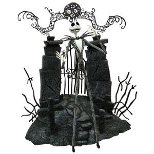 Diamond Select Nightmare Before Christmas Jack Skellington 7 Inch Statue