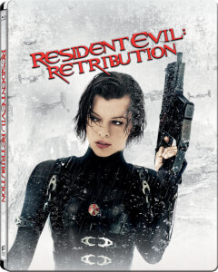 Resident Evil: Retribution 3D (Includes 2D Version) - Zavvi UK Exclusive Limited Edition Steelbook (Limited to 2000)