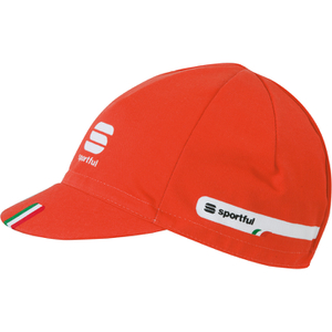 Sportful Team Cycling Cap - Red - One Size