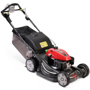 HRX537 VY 53cm Variable Speed Petrol Lawn Mower