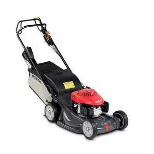 HRX 537 HZ Hydrostatic Drive and Electric Start Lawn Mower