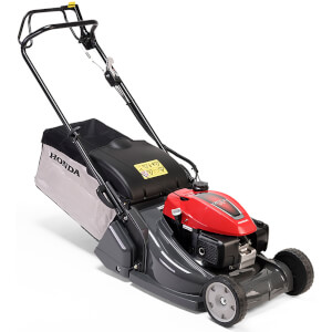 HRX476 QY 47cm Single Speed Rear Roller Petrol Lawn Mower