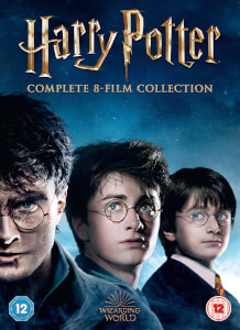 Coffret Complet Harry Potter Édition 2016