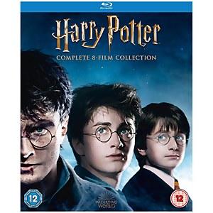 Coffret Complet Harry Potter Édition 2016