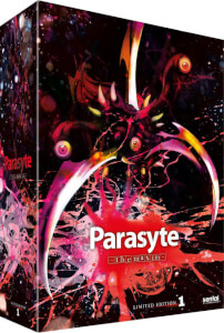 Parasyte The Maxim: Collection 1 Deluxe Edition (Episodes 1-12)