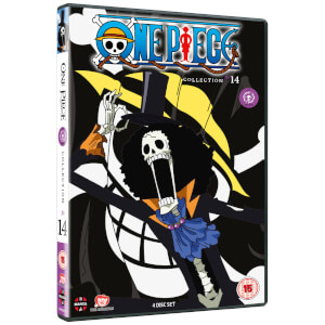One Piece: Collection 14 (Episodes 325-348)