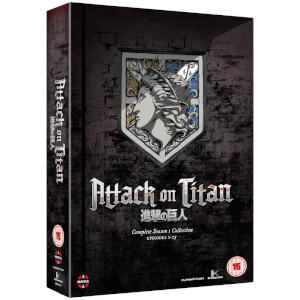 Attack On Titan - Complete Season 1 Collection