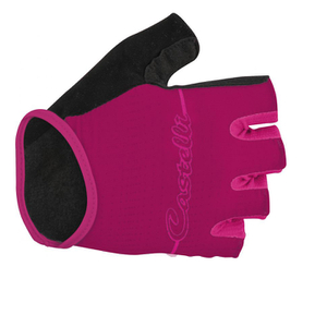 Castelli Women's Dolcissima Gloves - Purple/Pink