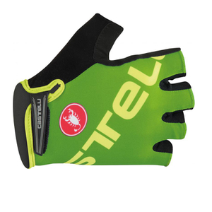 Castelli Tempo V Gloves - Green