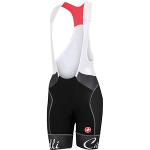 Castelli Women's Free Aero Bib Shorts - Black
