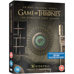 Game of Thrones : Saison 1 - Steelbook Exclusif Zavvi