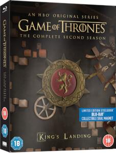 Game of Thrones - Seizoen 2 - Limited Edition Steelbook