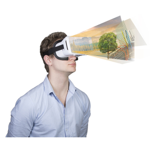 Immerse Plus Virtual Reality Headset: Image 4
