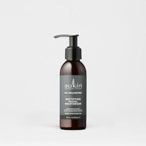 Sukin Oil Balancing Mattifying Facial Moisturiser krem nawilżająco-matujący do twarzy 125 ml