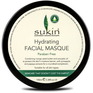 Маска для лица Sukin Hydrating Facial Masque 100 мл