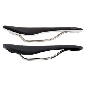 Fabric Scoop Flat Race Saddle