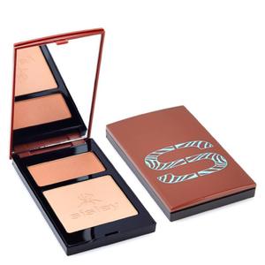 Sisley Sun Glow Pressed Powder Duo - Honey Cinnamon