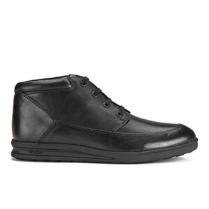 Bottines Lacets Kickers Troiko -Noir