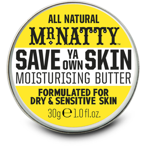 Mr Natty Save Ya Own Skin Moisturiser 30 g