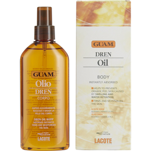 Guam Dren Body Oil 200ml