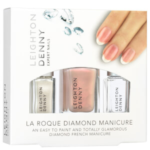 Leighton Denny La Roque Diamond Manicure