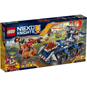 LEGO Nexo Knights: Axl's torentransport (70322)