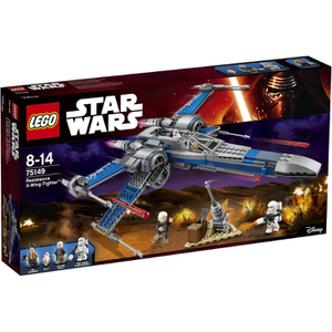 LEGO Star Wars: X-Wing Fighter™ de la Résistance (75149)
