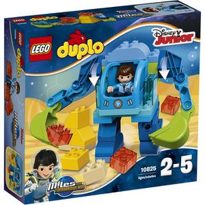 LEGO DUPLO: Miles´ Exo-Flex-pak (10825)