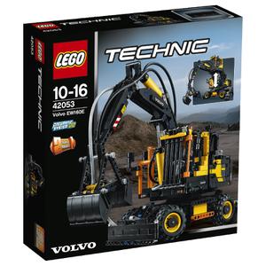 LEGO Technic: Volvo EW160E (42053)