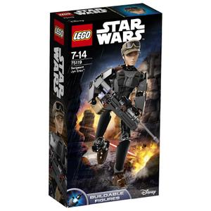 LEGO Star Wars: Sergente Jyn Erso (75119)
