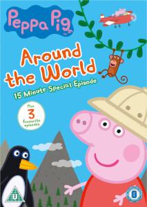 Peppa Pig: Volume 25 - Around the World