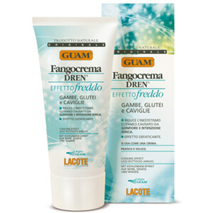 Guam Fangocrema Dren Cooling Mud-Based Cream 200ml