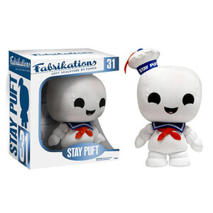 Ghostbusters Stay Puft Marshmallow Man Fabrikations Plüschfigur