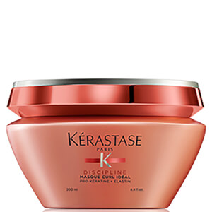 Máscara Discipline Curl Ideal da Kérastase 200 ml