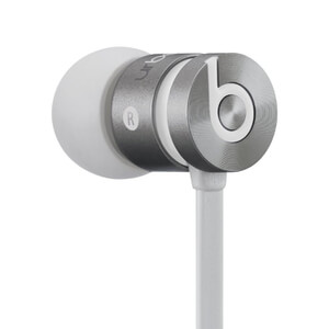 Beats by Dr. Dre urBeats In-Ear Headphones - Grey (Manufacturer Refurbished)
