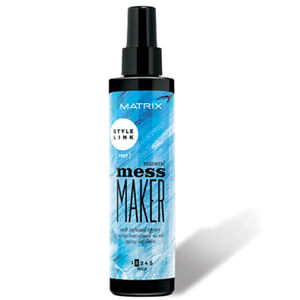 Spray eau de mer Matrice Style Link Mineral Hair Mess Maker (200ml)