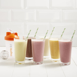 Meal Replacement 4 Week Mixed Shakes Pack
