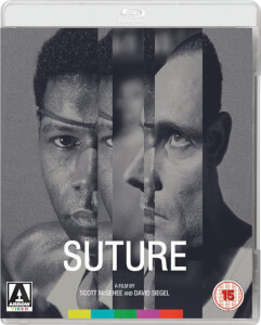 Suture - Dual Format (Includes DVD)