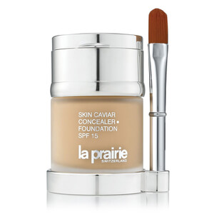La Prairie Skin Caviar Concealer Foundation SPF 15 30ml/2g - Ivoire