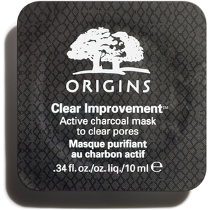 Origins Clear Improvement Active Charcoal viso maschera Pod 10ml