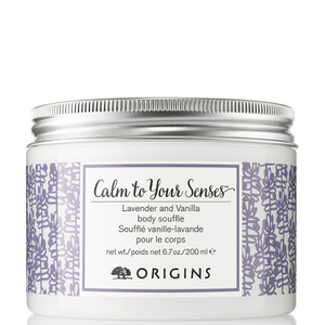 Origins Calm To Your Senses Lavender and Vanilla Body Souffle 200 ml