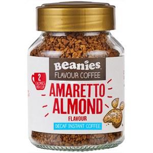 Beanies koffeinfreier Amaretto-Mandel-Geschmack