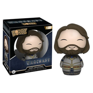 Figurine Dorbz King Llane Warcraft