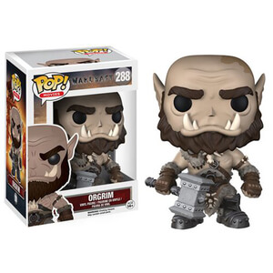 Warcraft Orgrim Pop! Vinyl Figure