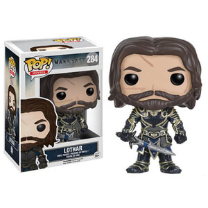 Warcraft Lothar Funko Pop! Figur