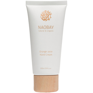 NAOBAY Orange Juice Hand Cream 100 ml