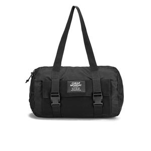 Cheap Monday Men's Clasp Weekend Bag - Black