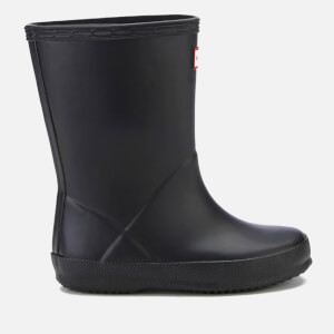 Hunter Toddlers' Original Wellies - Black