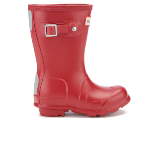 Hunter Toddlers' Original Wellies - Military Red